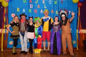 Bajkowy Bal Karnawałowy 2016
