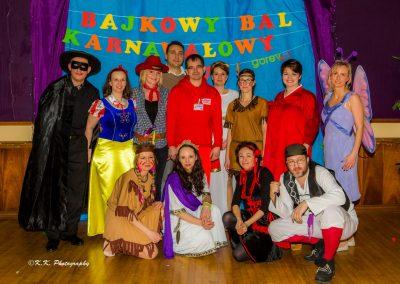 Bajkowy Bal Karnawałowy 2017