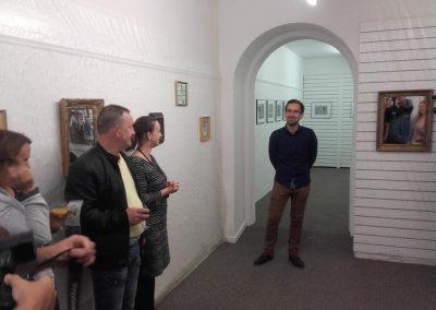 Otwarcie Wystawy Fotografii Artystycznej Mikołaja Kaliny