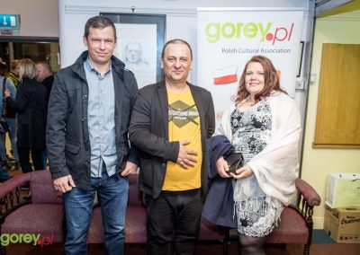 Odlotowo Kabaretowo w Gorey I - Grzegorz Halama