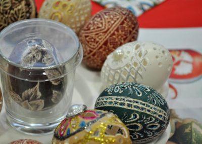 Warsztaty zdobienia jaj Wielkanocnych