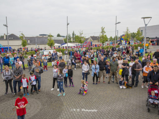 Family Fun Day 2018, PolskaÉire Gorey Festival