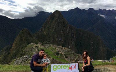 Z cyklu ciekawi ludzie: Z Gorey na podbój Ameryki Południowej i Środkowej. Podróż Michała, Asi i Leo (cz. 2)