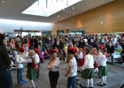 Polskie Popołudnie w Bibliotece 2015