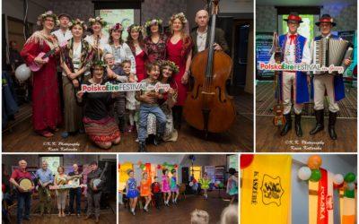 Bawiliśmy się w ludowych rytmach, Irlandzko-Polski Wieczór Folkowy, Festiwal PolskaÉire 2019 w Gorey.