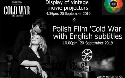 Polskie kino na najwyższym poziomie w Gorey