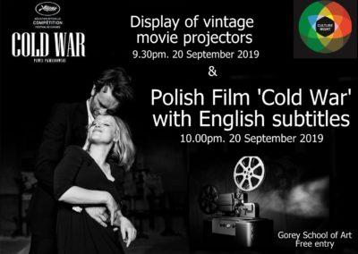Polish cinematography at Gorey