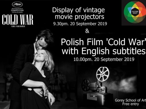Polish cinematography at Gorey