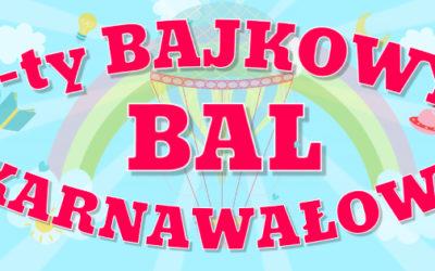 5-ty Bajkowy Bal Karnawałowy