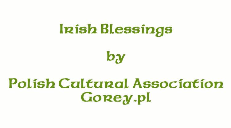 Irlandzkie błogosławieństwa w języku gaelickim