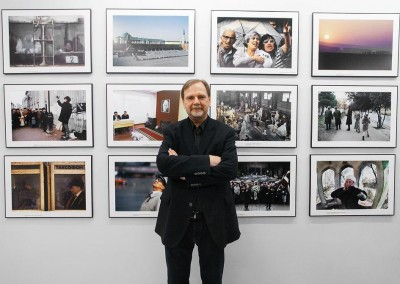 """Exhibition opening """"The Road to Freedom, Poland Through the Lens of Chris Niedenthal 20.05.2016l"""