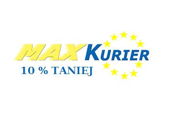 Zniżka 10% na przesyłki z Max Kurier