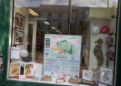 Mcauley's Pharmacy window