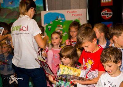 Spotkanie z polską legendą i Międzynarodowy Dzień Dziecka.