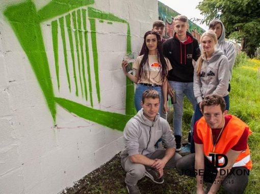 PolskaEire 2017 Graffiti