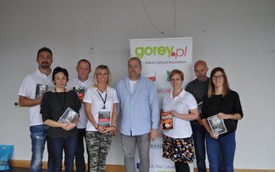 Spotkanie autorskie z Marcinem Ciszewskim 30.09.2017
