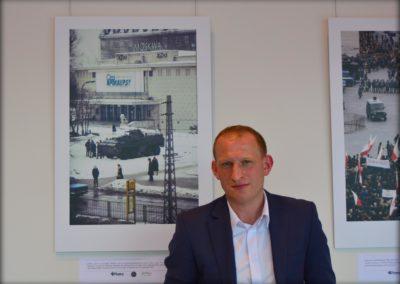 "Otwarcie Wystawy Fotograficznej ""The Road to Freedom, Poland Through the Lens of Chris Niedenthal 20.05.2016l"