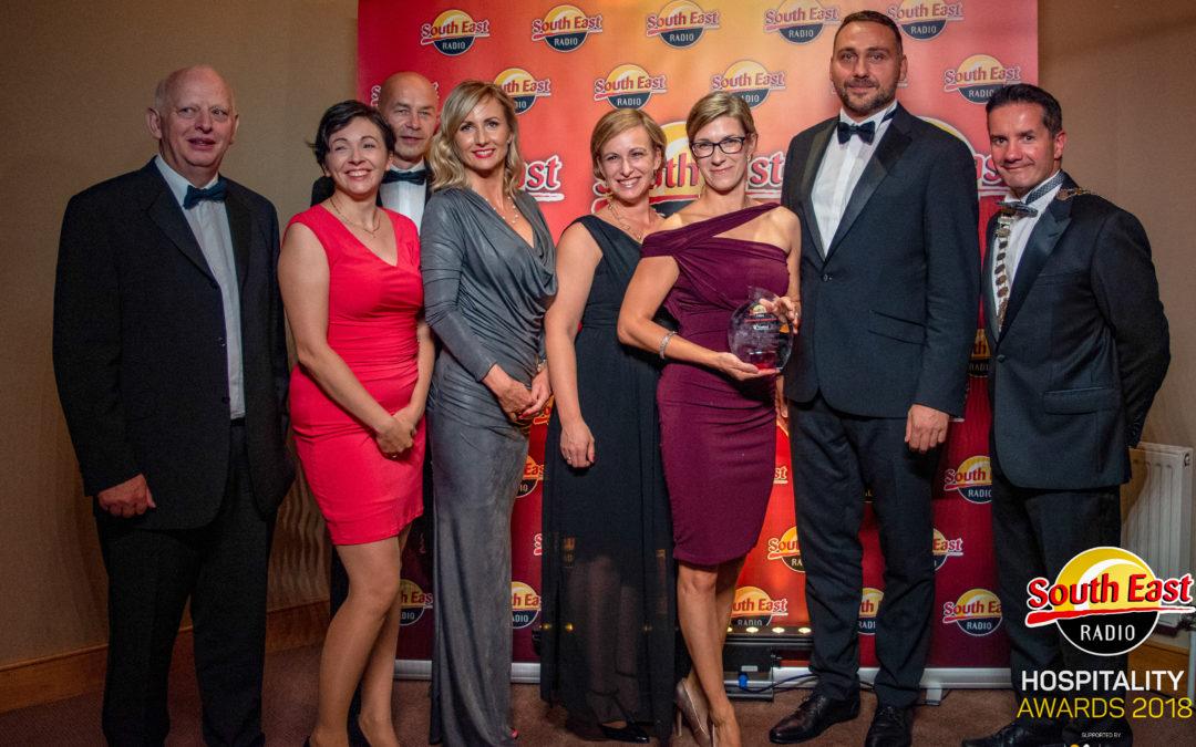 PolskaEire Gorey Festival nagrodzony w konkursie South East Radio Hospitality Awards!!!