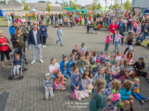 Family Fun Day, PolskaÉire Festival 2019 in Gorey – the relation of the event