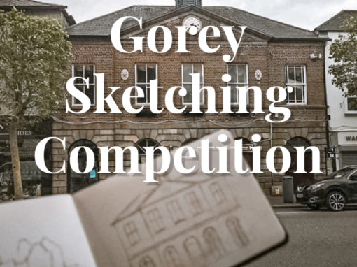 Gorey Sketching Competition